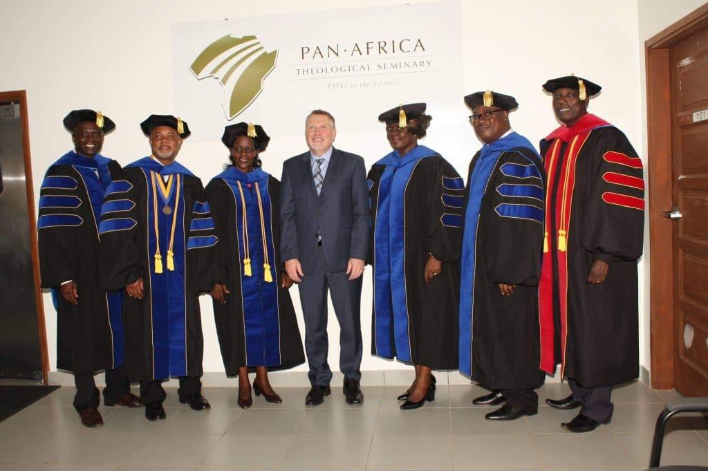 Kenya, Pan Africa Theological Seminary Graduates